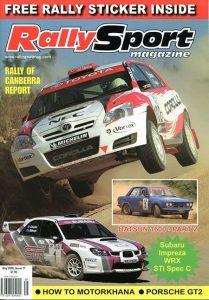 RallySport Magazine, May 2006