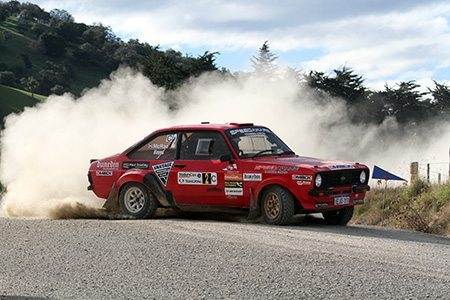 Alister McRae Otago Rally Day 1-450