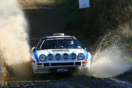 CanterburyRally MvanKlink
