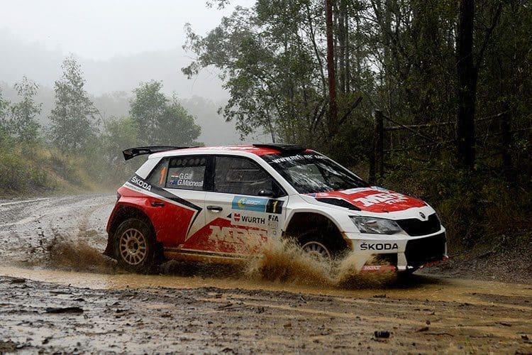 GauravGill RQ16 PhotoGeoffRidder GR18513 | RallySport Magazine | Australia's Best Rally Magazine