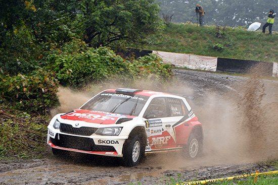 Gaurav Gill Hokkaido Rally shakedown | RallySport Magazine | Australia's Best Rally Magazine