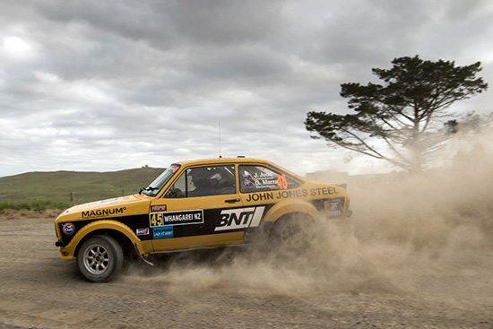 16SilverFernRallyJeffJuddEscort 1 | RallySport Magazine | Australia's Best Rally Magazine
