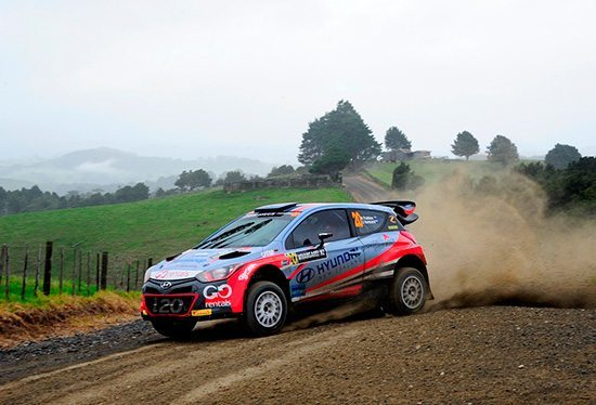 Paddon NZ shootout | RallySport Magazine | Australia's Best Rally Magazine