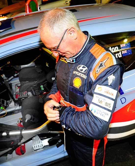 John Kennard GR | RallySport Magazine | Australia's Best Rally Magazine