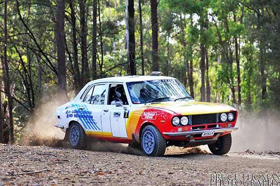 Quinn RX2 | RallySport Magazine | Australia's Best Rally Magazine