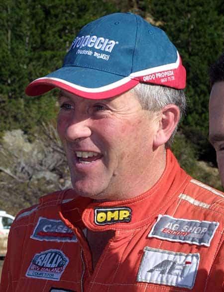 Brian Stokes   RallySport Magazine   Australia's Best Rally Magazine