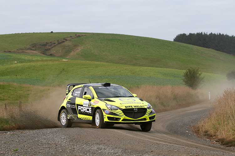 Hawkeswood Otago Day 1 | RallySport Magazine | Australia's Best Rally Magazine