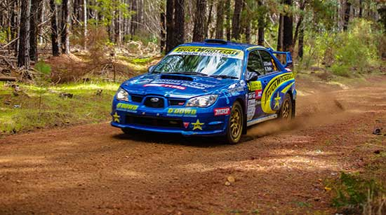 John ODowd was 2nd at the 2017 Experts Cup | RallySport Magazine | Australia's Best Rally Magazine