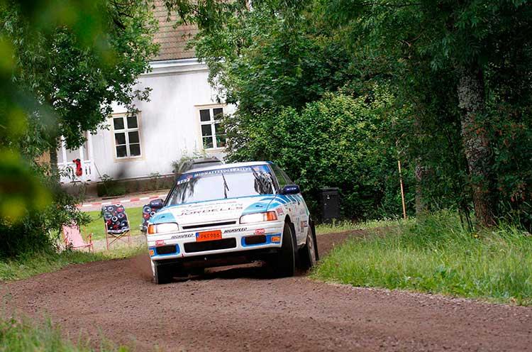 Mats Jonsson SS 13   RallySport Magazine   Australia's Best Rally Magazine