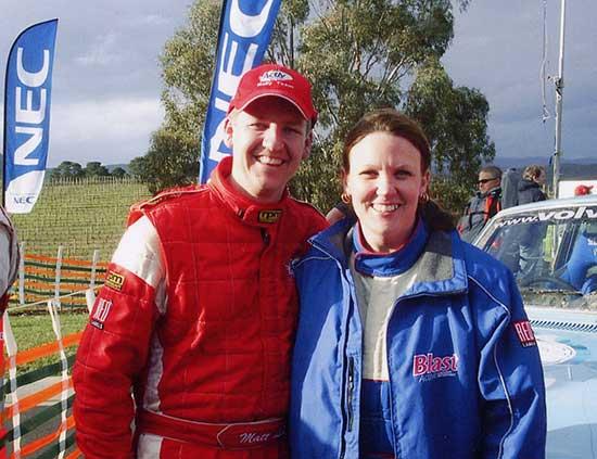 Matt and Tracy Lee