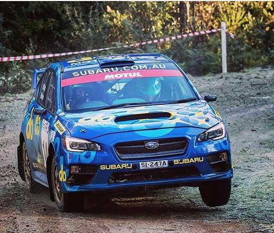 Molly Tassie | RallySport Magazine | Australia's Best Rally Magazine