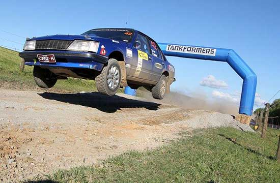 Rally Victoria jump