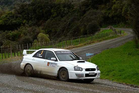 Subaru NZRC