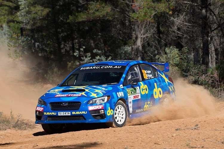 Taylor Tassie preview | RallySport Magazine | Australia's Best Rally Magazine