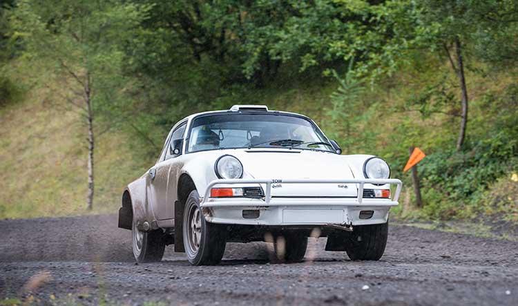 Blomqvist test | RallySport Magazine | Australia's Best Rally Magazine