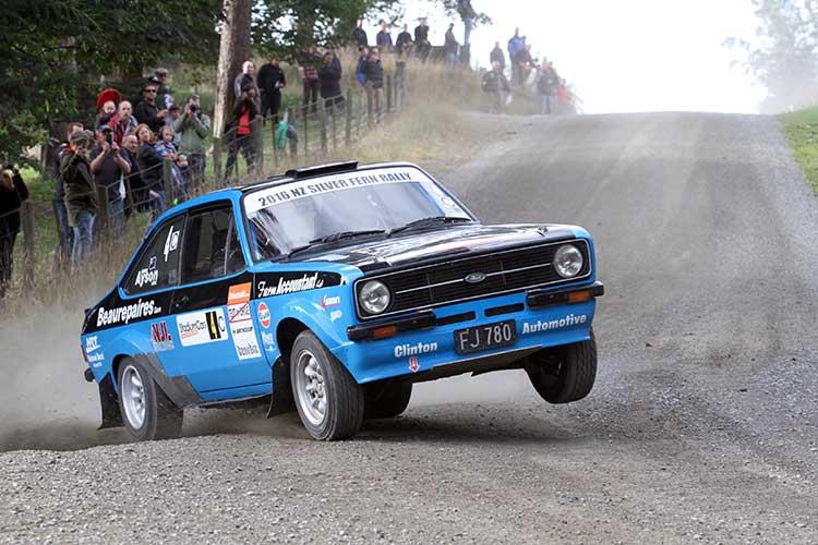 Derek Ayson SS1 |RallySport Magazine | Australia's Best Rally Magazine