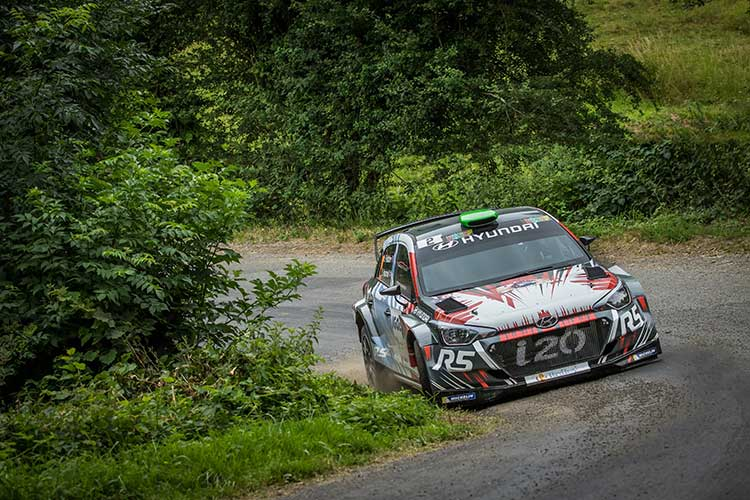 Hyundai development program | RallySport Magazine | Australia's Best Rally Magazine