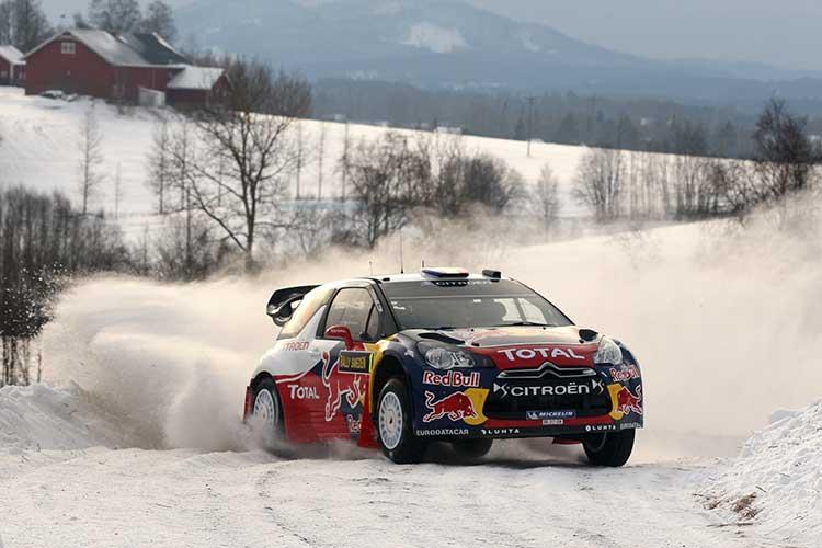Loeb Sweden 2012 | RallySport Magazine | Australia's Best Rally Magazine
