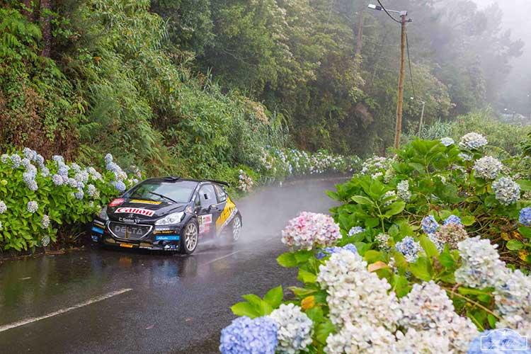 Madeira 2017 Alexandre Camacho winner | RallySport Magazine | Australia's Best Rally Magazine