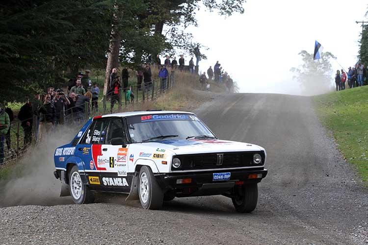 Simon Evans Otago 2017   RallySport Magazine   Australia's Best Rally Magazine