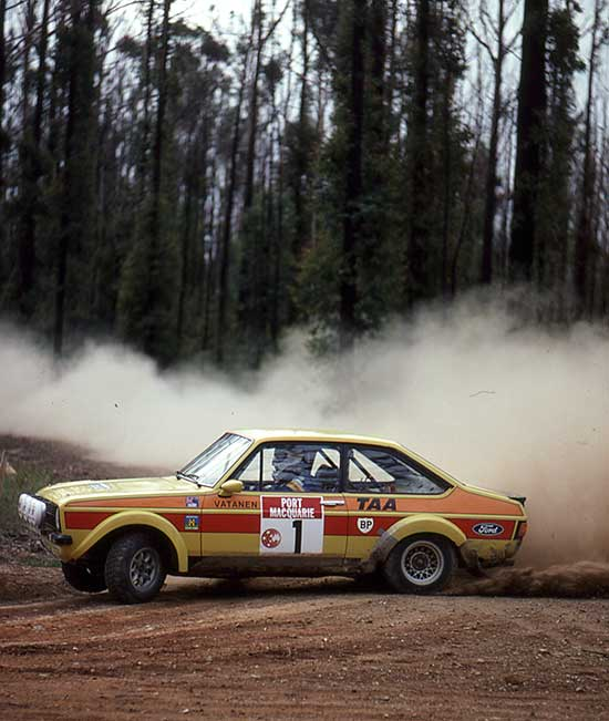 Vatanen 80 Southern Cross | RallySport Magazine | Australia's Best Rally Magazine