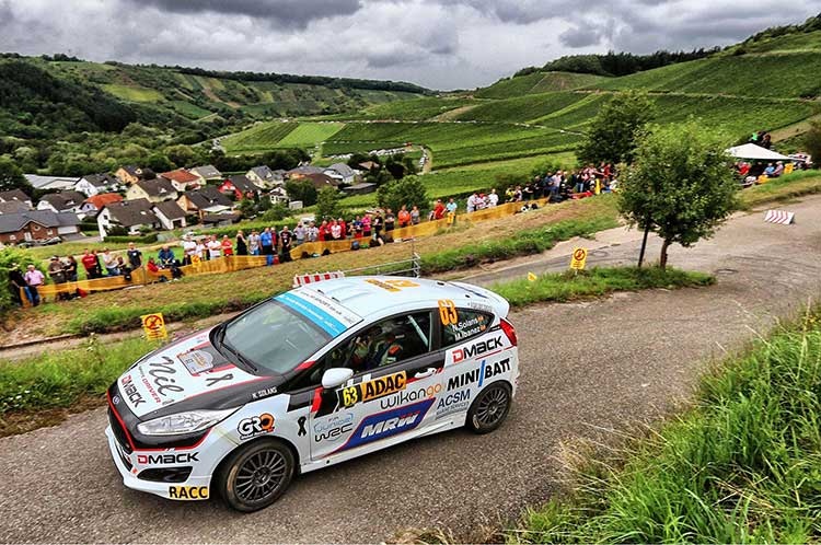 Feature M Sport S Junior Cars And Ford S Rally Deutschland