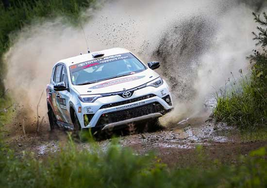 Rav4 completes american rally clean sweep rallysport magazine rallysport magazine australias best rally magazine publicscrutiny Images