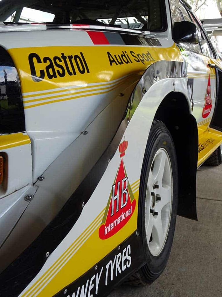 Feature Audi Quattro S1 Replica Rallysport Magazine