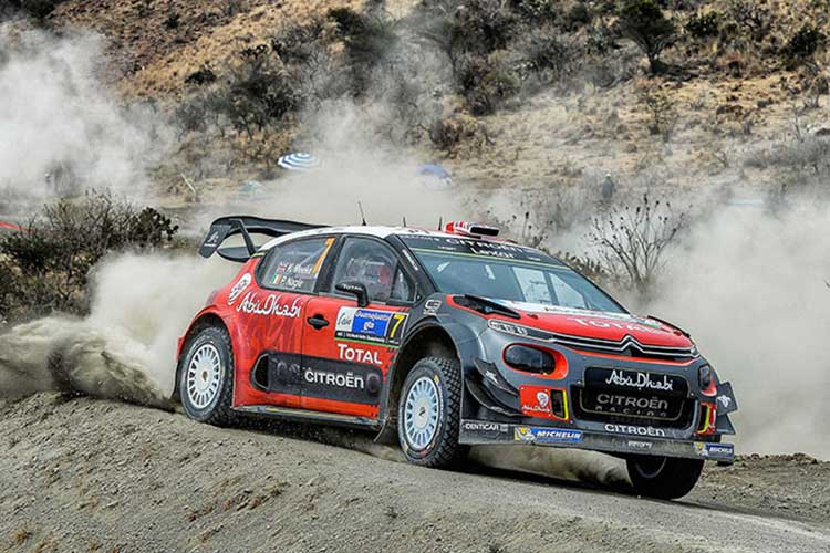 Kris Meeke Explains Citroen S 2017 Wrc Problems