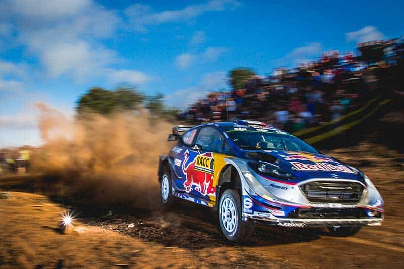 World's fastest rally cars and drivers top Rally Australia entries ...