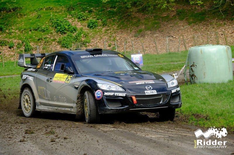 Marcus van Klink Mazda RX8