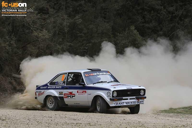O Brien Mitsubishi >> Raymond takes Akademos Rally win - RallySport Magazine