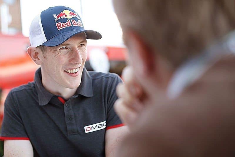 Elfyn Evans, Rally GB winner