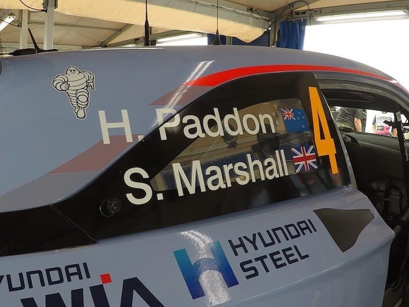 Hayden Paddon, 2017 Rally Australia