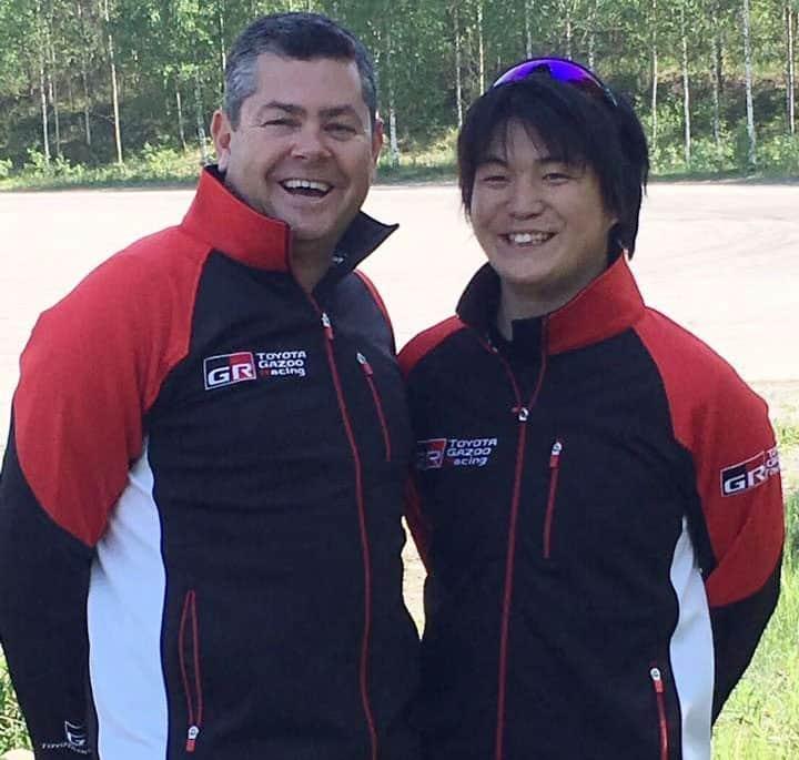 Glenn Macneall and Hiroki Arai. RallySport Magazine | Australia's Best Rally Magazine