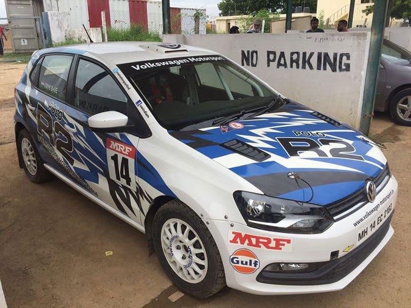 Back To Back International Rallies For Young Rallysport Magazine