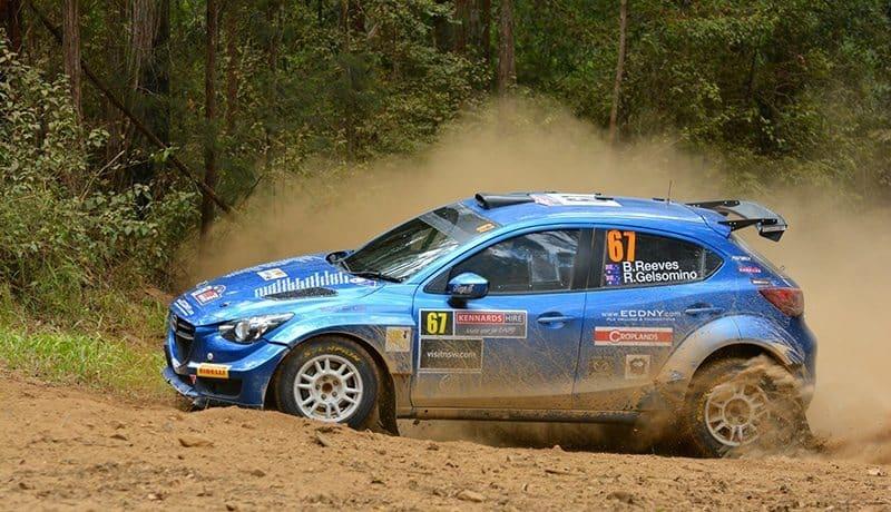 Brendan Reeves Rally Australia 2017 | RallySport Magazine | Australia's Best Rally Magazine