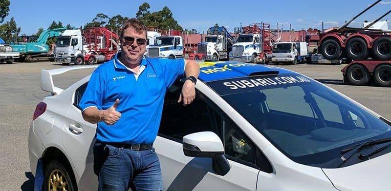 Rally driver Craig Brooks | RallySport Magazine | Australia's Best Rally Magazine