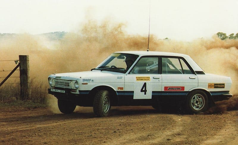Ed Ordynski Datsun 1600