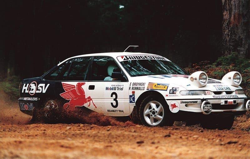 Ed Ordynski Round Australia Trial 1995