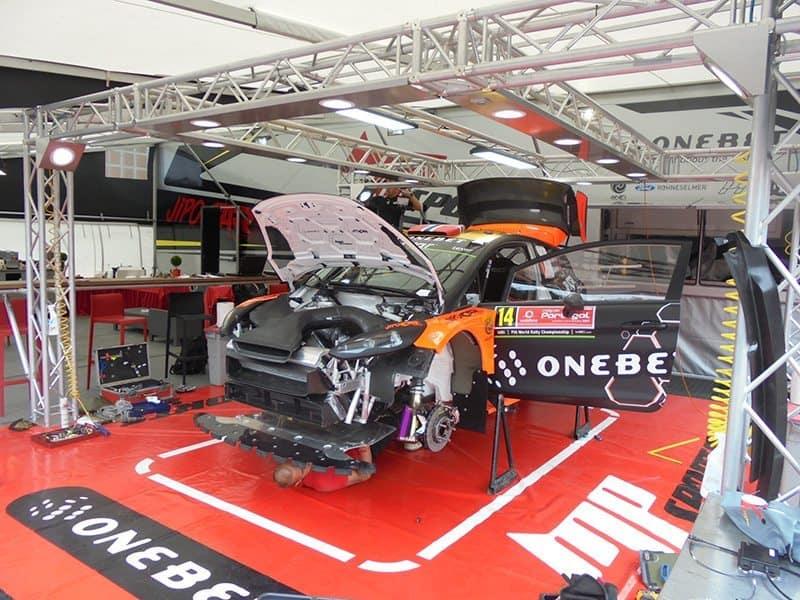 Mads Ostberg, Ford Fiesta WRC. RallySport Magazine   Australia's Best Rally Magazine