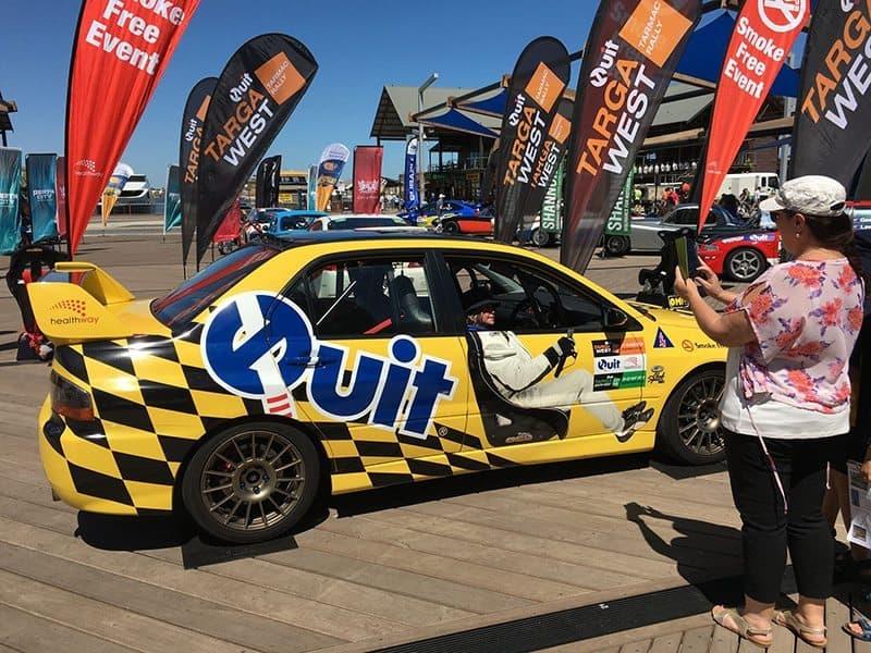 Quit Targa West sponsorship deal. RallySport Magazine | Australia's Best Rally Magazine