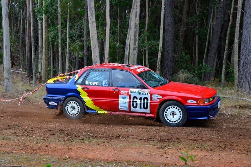 2017 South Australian Rally Championship review