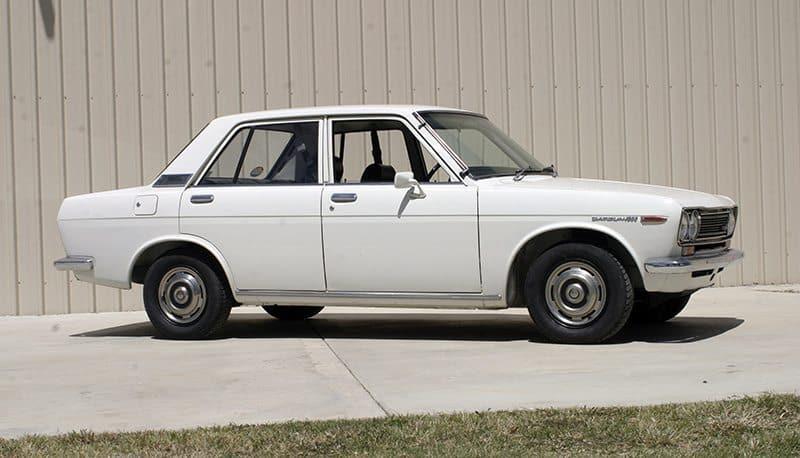A standard Datsun 1600