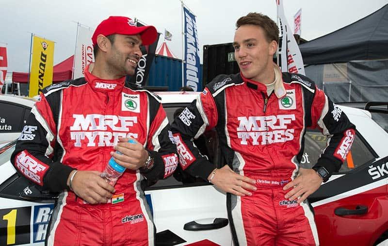 Gaurav Gill and Ole Christian Veiby
