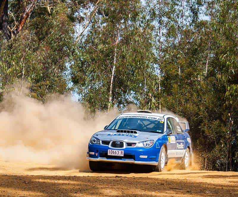 Rally NSW action