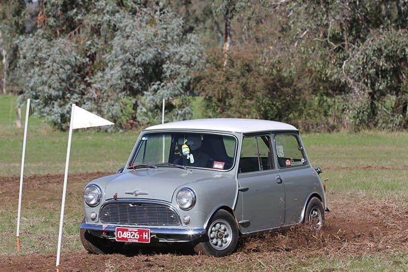 Mini Cooper Khanacross