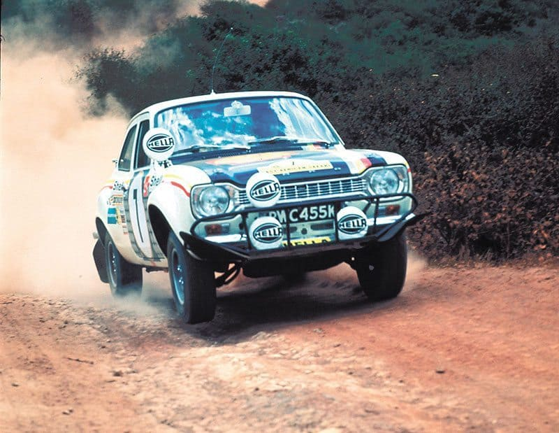 1970 World Cup Rally