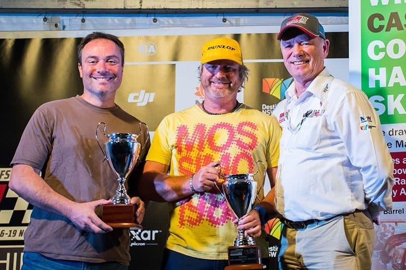 Phillip Pluck Rally Australia 2017