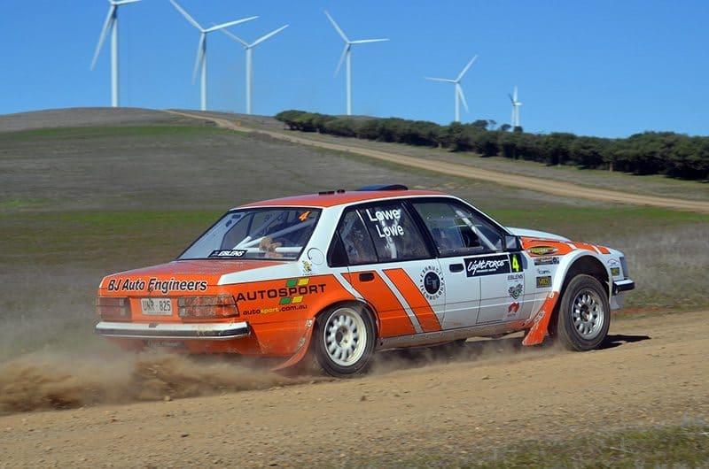 Barry Lowe Rally of the Heartland